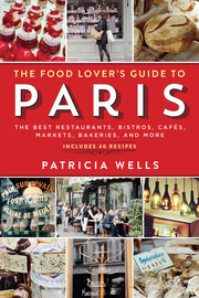 The Food Lover's Guide to Paris - cover