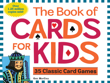 The Book of Cards for Kids - cover