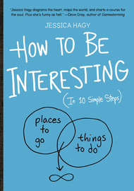 How to Be Interesting - cover
