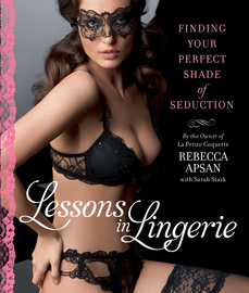 Lessons in Lingerie - cover