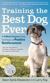 Training the Best Dog Ever - cover