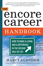 The Encore Career Handbook - cover