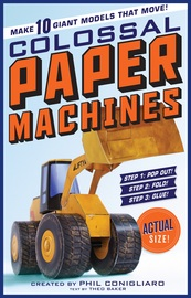 Colossal Paper Machines - cover