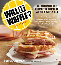 Will It Waffle? - cover