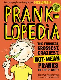 Pranklopedia - cover