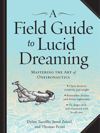 A Field Guide to Lucid Dreaming - cover