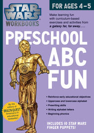 Star Wars Workbook: Preschool ABC Fun - cover