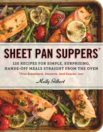 Sheet Pan Suppers - cover