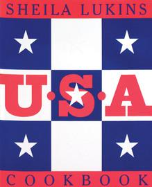 U.S.A. Cookbook - cover