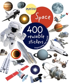 Eyelike Stickers: Space - cover