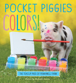 Pocket Piggies Colors! - cover