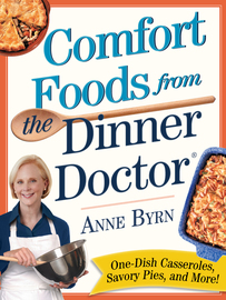 Comfort Food from the Dinner Doctor - cover
