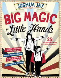Big Magic for Little Hands - cover
