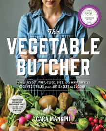 The Vegetable Butcher - cover