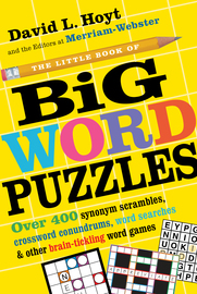 The Little Book of Big Word Puzzles - cover