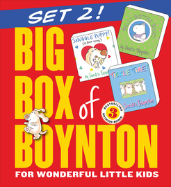 Big Box of Boynton Set 2! - cover