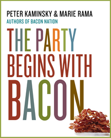 The Party Begins with Bacon - cover