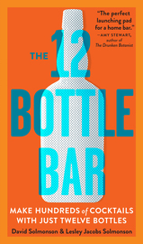 The 12 Bottle Bar - cover