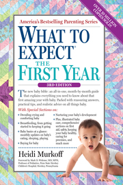 What to Expect the First Year - cover