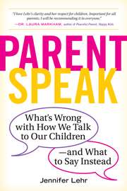 ParentSpeak - cover
