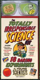 The Totally Irresponsible Science Kit - cover