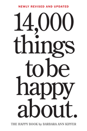 14,000 Things to Be Happy About. - cover