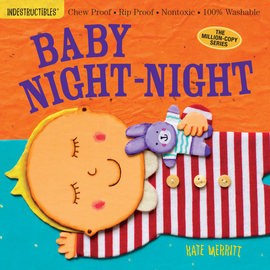 Indestructibles: Baby Night-Night - cover