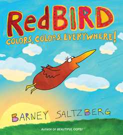 Redbird: Colors, Colors, Everywhere! - cover