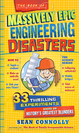 The Book of Massively Epic Engineering Disasters - cover