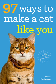 97 Ways to Make a Cat Like You - cover