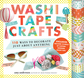 Washi Tape Crafts - cover