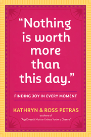 """""""Nothing Is Worth More Than This Day."""" - cover"""