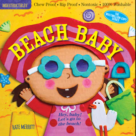 Indestructibles: Beach Baby - cover