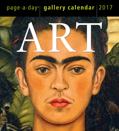 Art Page-A-Day Gallery Calendar 2017 - cover
