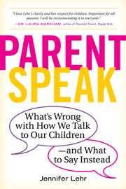 ParentSpeak - cover