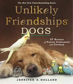 Unlikely Friendships: Dogs - cover