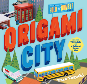 Origami City - cover