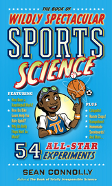 The Book of Wildly Spectacular Sports Science - cover