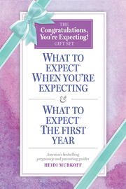 What to Expect: The Congratulations, You're Expecting! Gift Set - cover