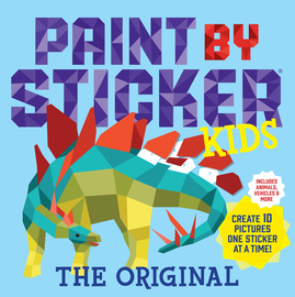 Paint by Sticker Kids - cover