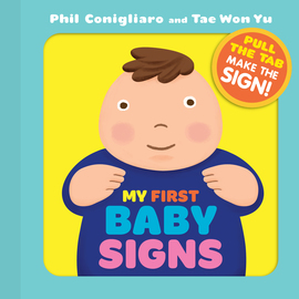 My First Baby Signs - cover