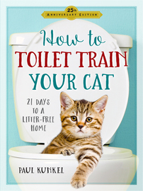 How to Toilet Train Your Cat - cover