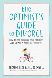 The Optimist's Guide to Divorce - cover