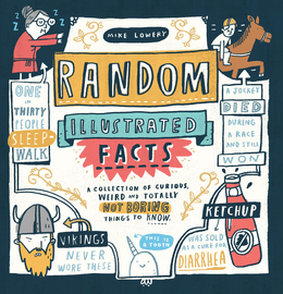 Random Illustrated Facts - cover