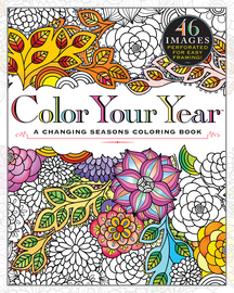 Color Your Year - cover