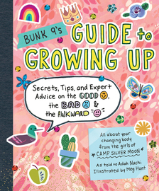 Bunk 9's Guide to Growing Up - cover