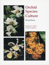 Orchid Species Culture - cover