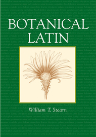 Botanical Latin - cover
