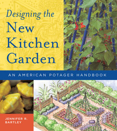 Designing the New Kitchen Garden - cover