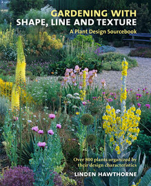 Gardening with Shape, Line and Texture - cover